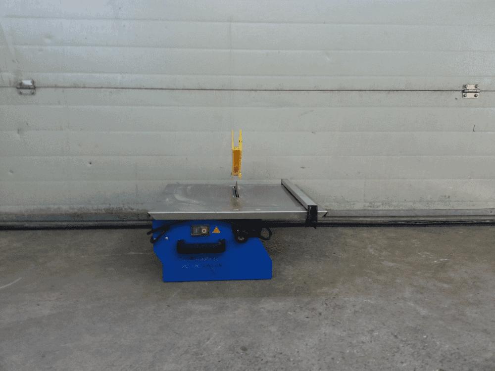 Tegelzaagmachine klein