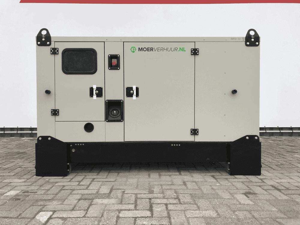 Stroomaggregaat 50 kVA